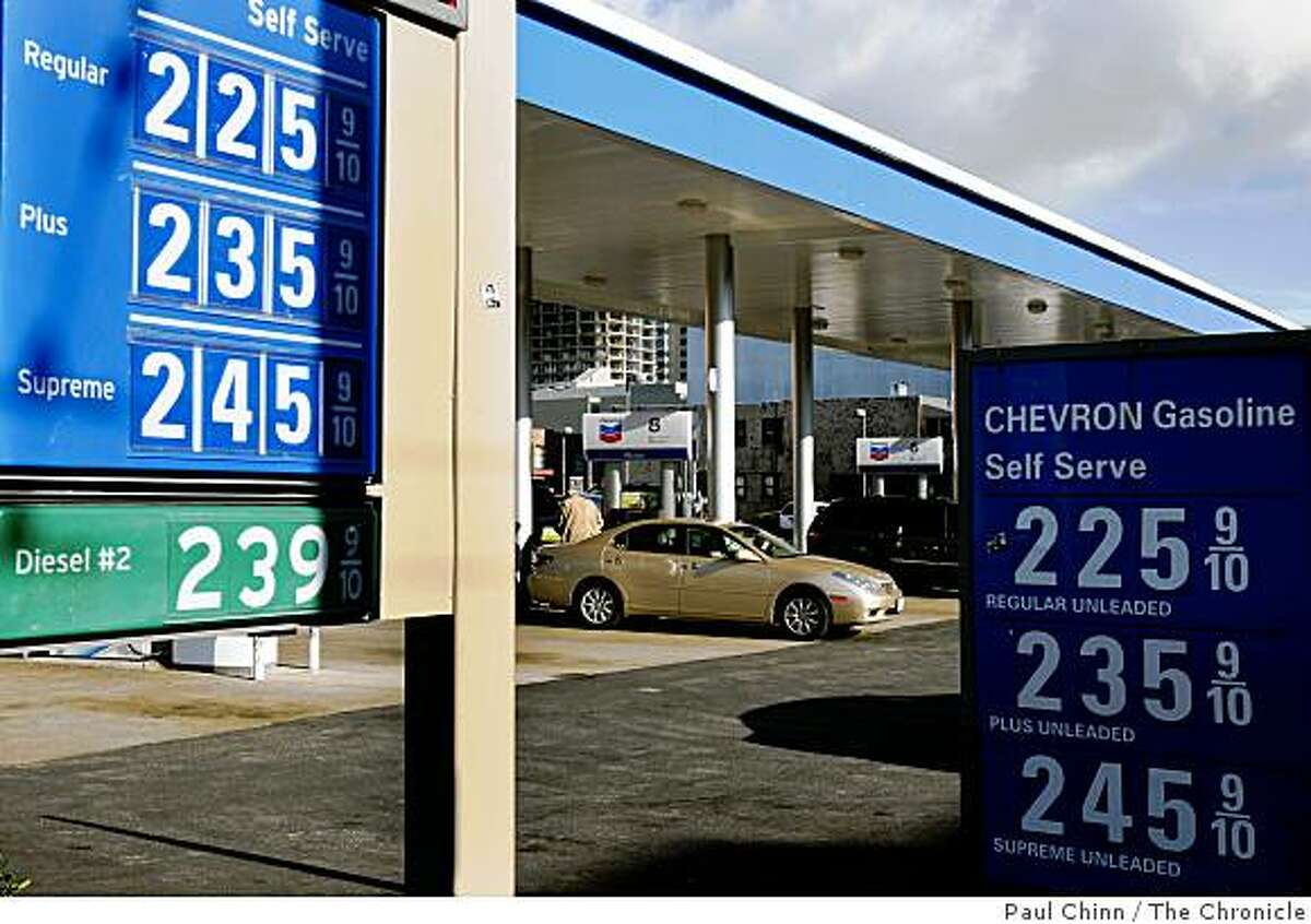 Chevron Corp. is No. 9 on Forbes list of World's Best CompaniesA gallon of regular gasoline costs $2.25 at the Chevron station at Ninth and Howard streets in San Francisco, Calif., on Tuesday, Feb. 10, 2009.