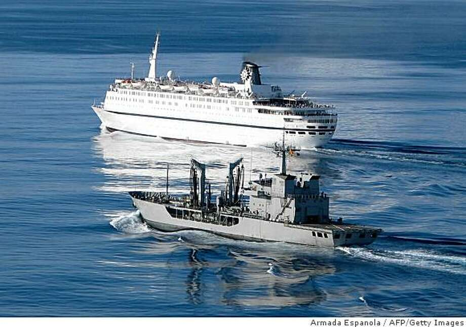 9 suspected in cruise ship hijack try arrested - SFGate