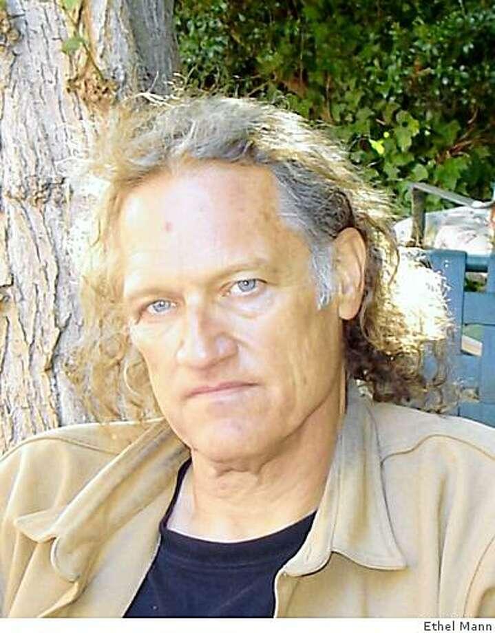 Poet Jim Powell Photo: Ethel Mann