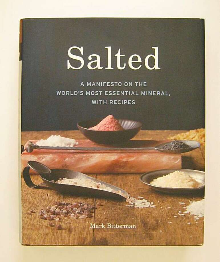 Salt, by Mark Bitterman Photo: Erick Wong