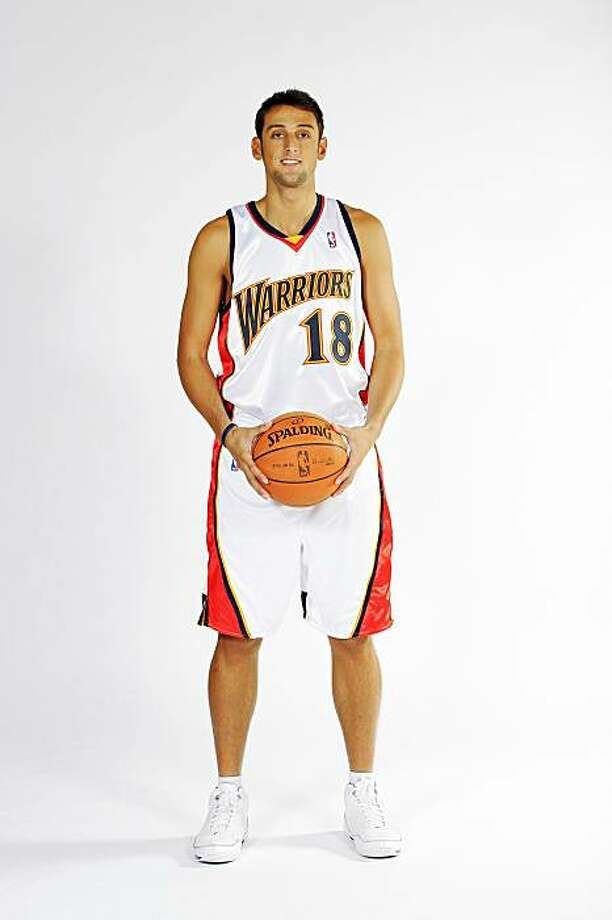 Marco Belinelli of the Golden State Warriors Photo: Rocky Widner, Courtesy Golden State Warriors