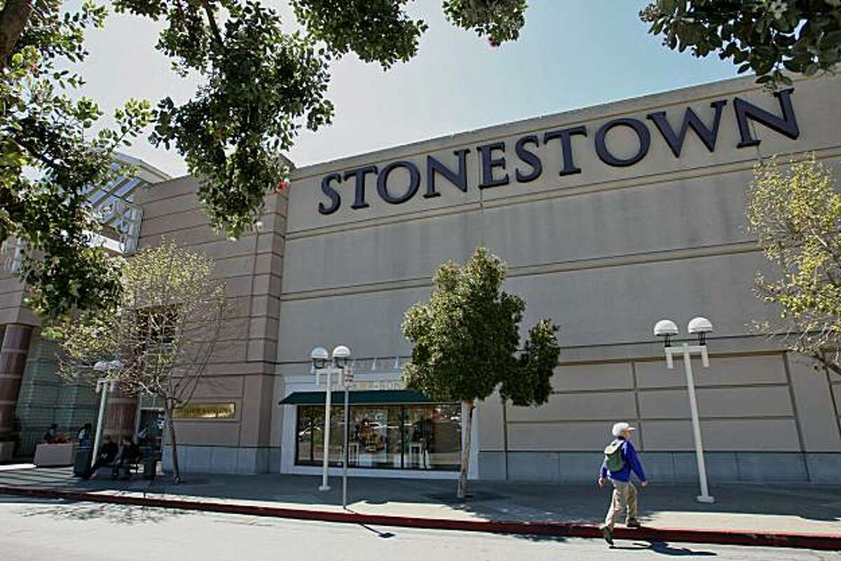 You shop at Stonestown because the sales racks aren't picked over at J. Jill and the parking is free.