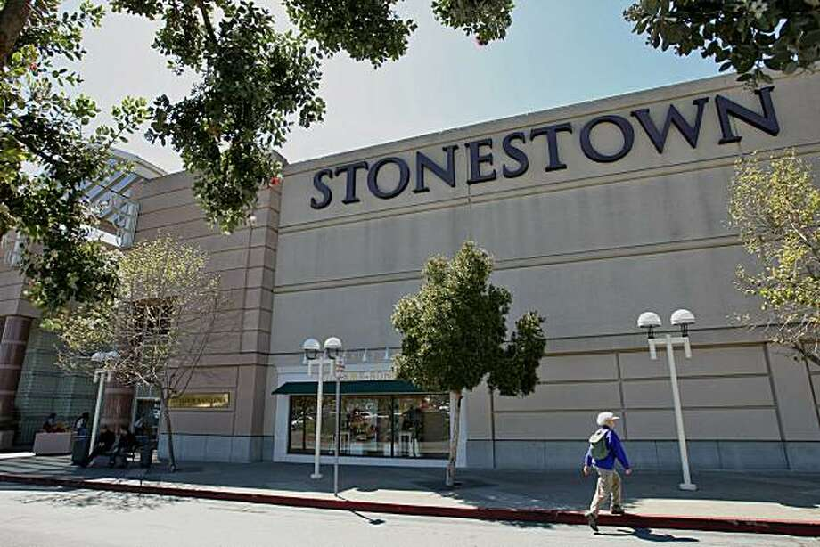 You shop at Stonestown because the sales racks aren't picked over at J. Jill and the parking is free. Photo: Lacy Atkins, The Chronicle