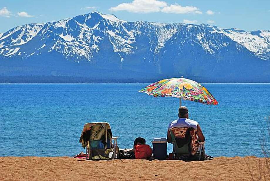 Nevada Beach, Lake Tahoe Photo: John Flinn, Special To The Chronicle