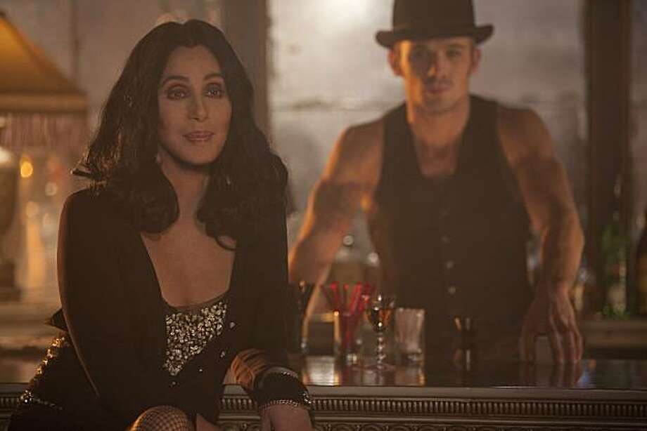 Cher and Cam Gigandet in Screen Gems' BURLESQUE. Photo: Stephen Vaughan, Sony Pictures