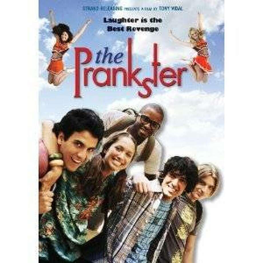 dvd cover THE PRANKSTER Photo: Amazon.com