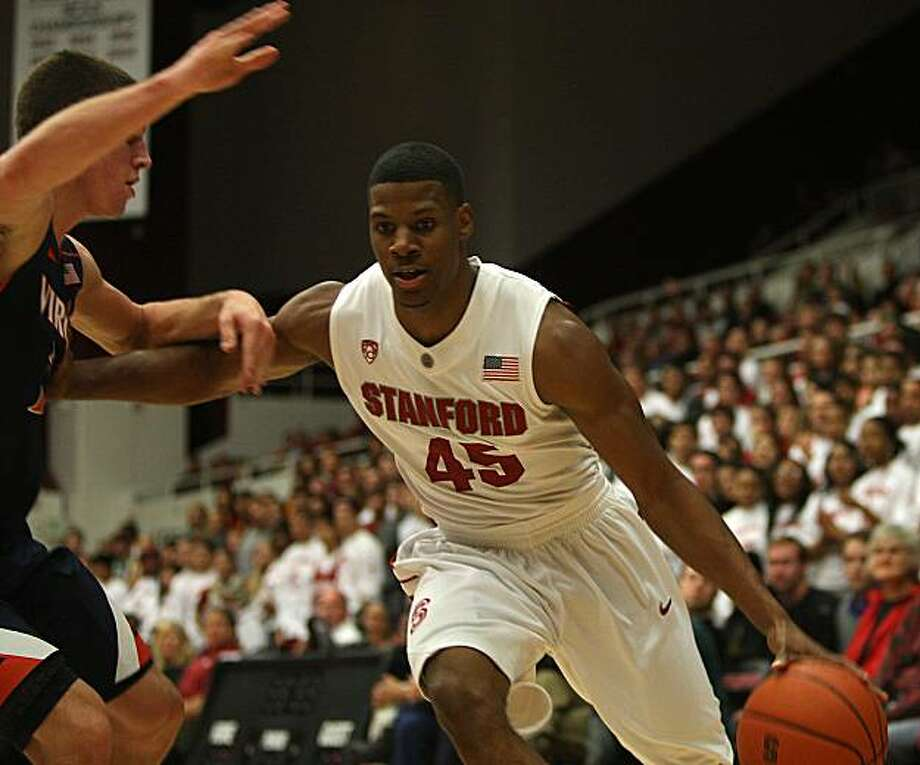 Virginia Cavaliers vs. Stanford Cardinal at Maples Pavilion. Stanford's guard Jeremy Green scored 16 points as Stanford won 81 to 60 at Stanford in Palo Alto, Calif., on Thursday, November 18, 2010. Photo: Liz Hafalia, The Chronicle