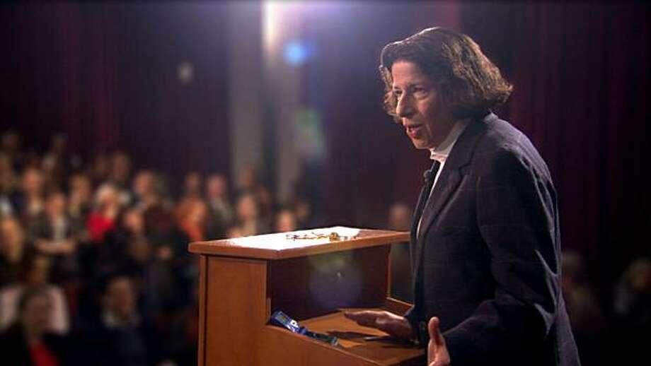 PUBLIC SPEAKING: Fran Lebowitz Photo: HBO