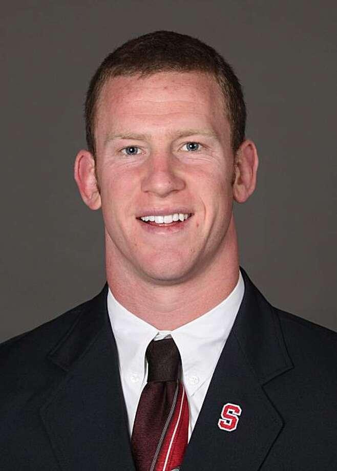 Stanford receiver Ryan Whalen Photo: Stanford Athletics