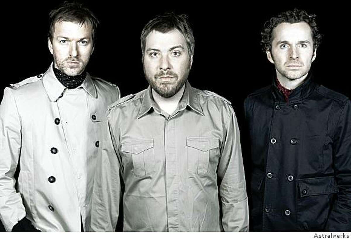 """Doves release their fourth album, """"Kingdom of Rust,"""" on Tuesday."""