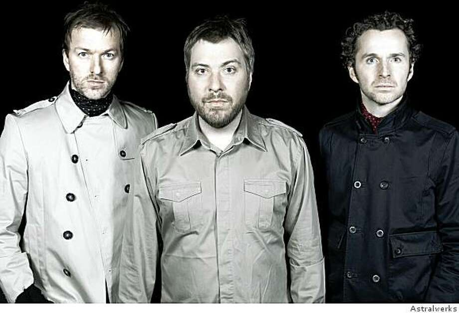 """Doves release their fourth album, """"Kingdom of Rust,"""" on Tuesday. Photo: Astralwerks"""