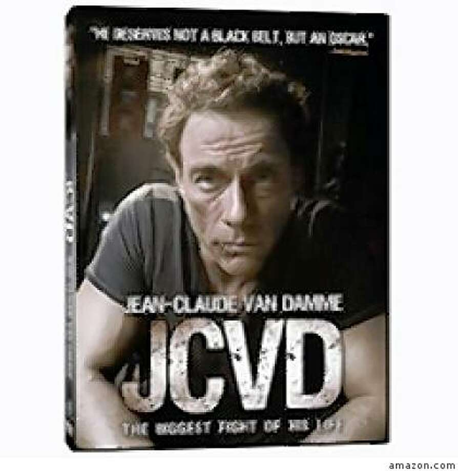 JCVD dvd cover Photo: Amazon.com