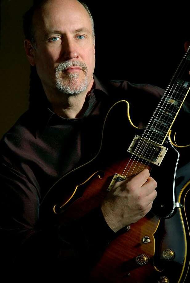 John Scofield Photo: Johnscofield.com