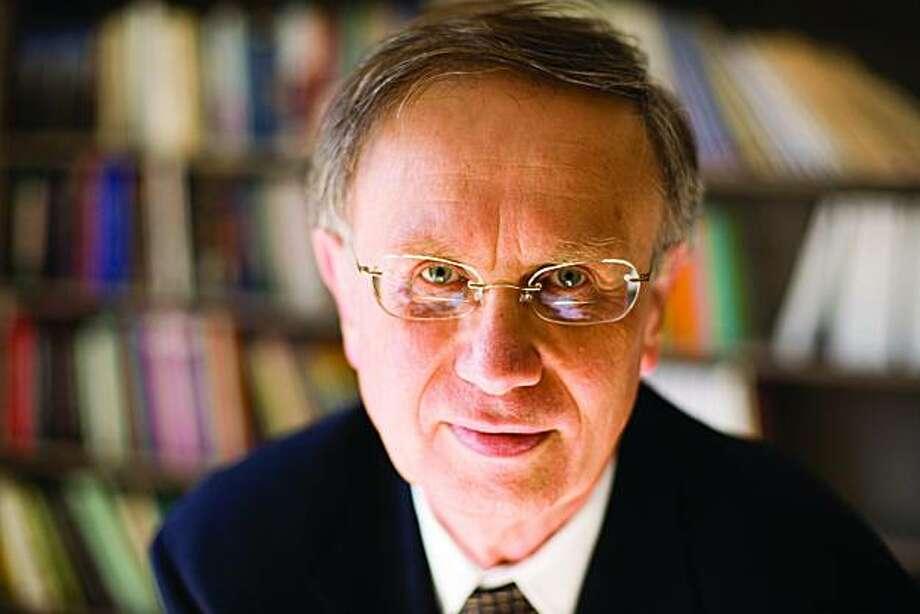 Meir Statman, professor of behavioral finance at Santa Clara University. Photo: McGraw-Hill Professional