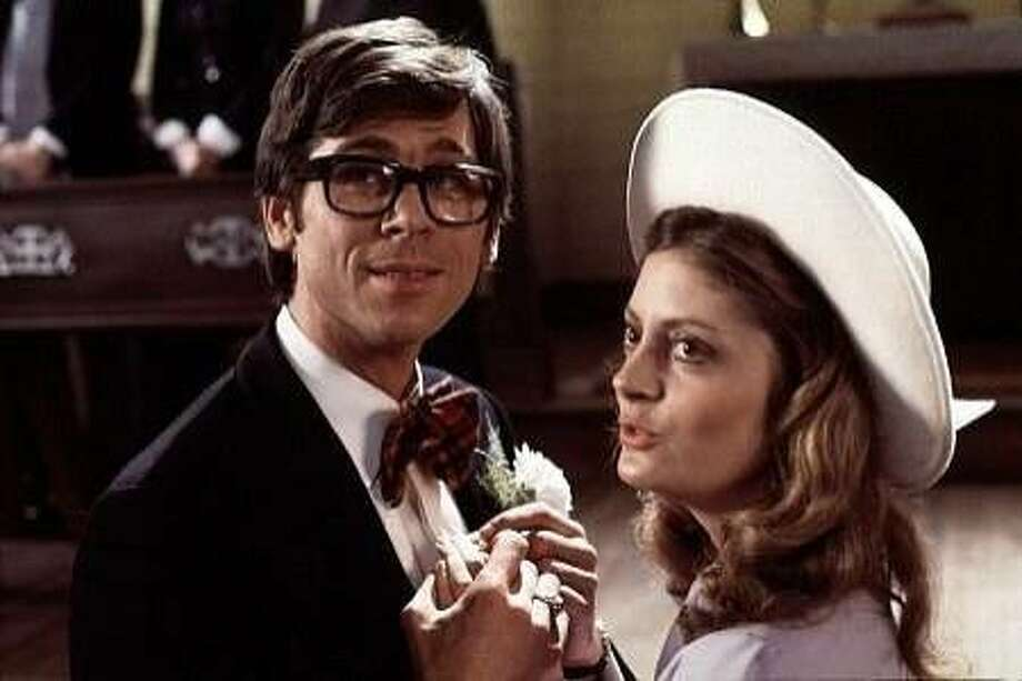 """Barry Bostwick and Susan Sarandon in """"The Rocky Horror Picture Show."""" Photo: 20th Century Fox 1975"""