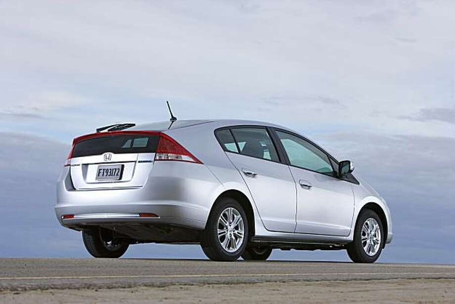 Honda InsightStarting at $18,725 Photo: Courtesy Of Honda