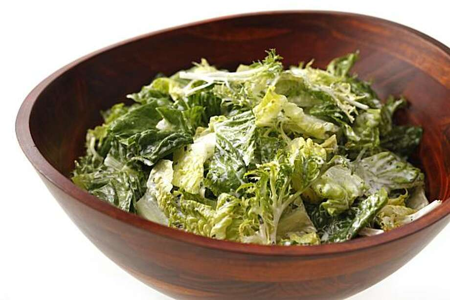 Green Goddess Dressing is seen in San Francisco, Calif., on October 13, 2010. Photo: Craig Lee, Special To The Chronicle