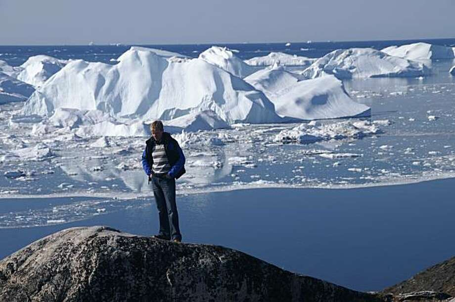 Bjorn In Greenland: Bjorn Lomborg in COOL IT, directed by Ondi Timoner