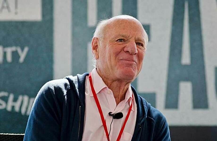 Barry Diller, chairman and chief executive office of IAC/InterActiveCorp, speaks during The Daily Beast's Inaugural Innovators Summit in New Orleans, Louisiana, U.S., on Friday, Oct. 22, 2010. The Daily Beast website, which is co-owned by Tina Brown and Diller's IAC/InteractiveCorp, ended merger talks with Sidney Harman's Newsweek magazine earlier this week, the Wall Street Journal reported. Photographer: Derick E. Hingle/Bloomberg *** Local Caption *** Barry Diller Photo: Derick E. Hingle, Bloomberg