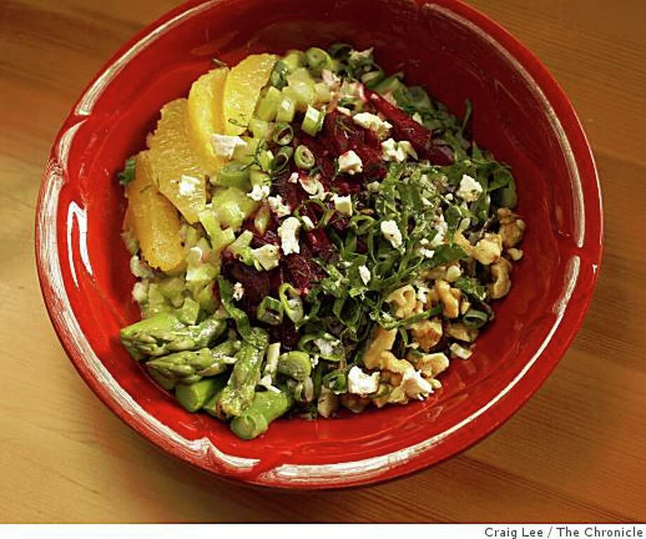 Wild Rice Bowl in San Francisco, Calif., on February 12, 2009. Food photo Cindy Lee. Photo: Craig Lee, The Chronicle