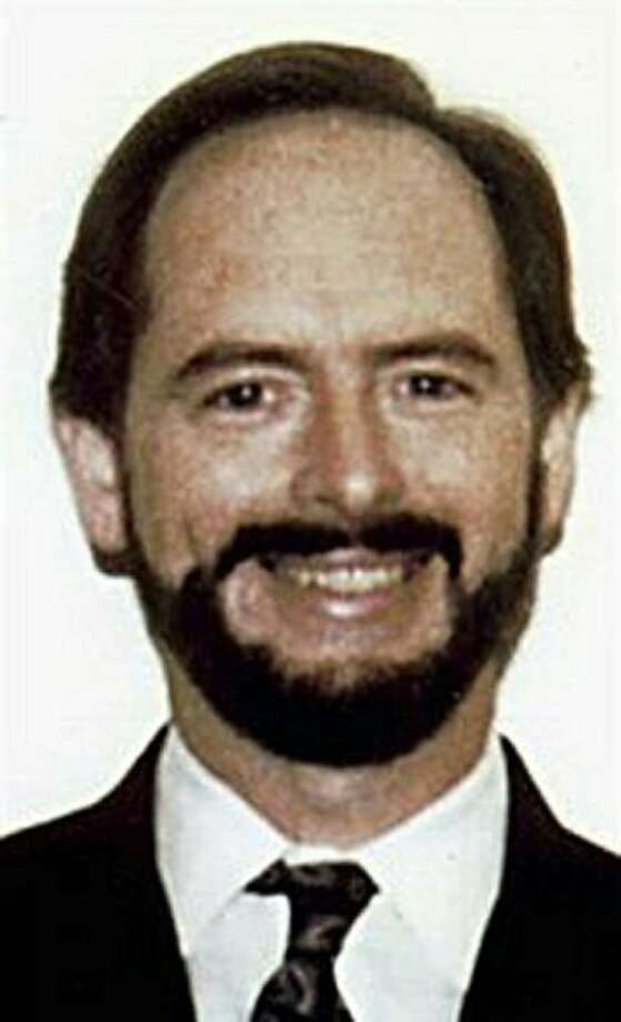 (FILES) This undated handout photo courtesy of the Central Intelligence Agency shows Harold Nicholson. One of the highest-ranking CIA officers ever convicted of espionage pleaded guilty on November 8, 2010 to fresh charges of spying for Russia from his jail cell after employing his son to do his dirty work. Nicholson, 59, was sentenced to 23-and-a-half years in jail in 1997 for selling the Kremlin sensitive information believed to include the identities of several American spies working in Russia. On November 8, 2010, the former CIA chief of station in Romania, earned himself the dubious distinction of becoming the first American spy to face two sets of criminal charges stemming from the same events. Under a plea agreement which should see him serve an Photo: Ho, AFP/Getty Images