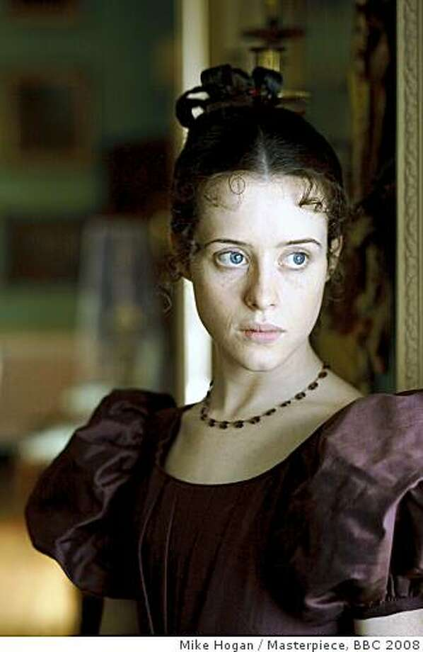 MASTERPIECE� The Tales of Charles DickensClaire Foy as Amy �Little� Dorrit Photo: Mike Hogan, Masterpiece, BBC 2008