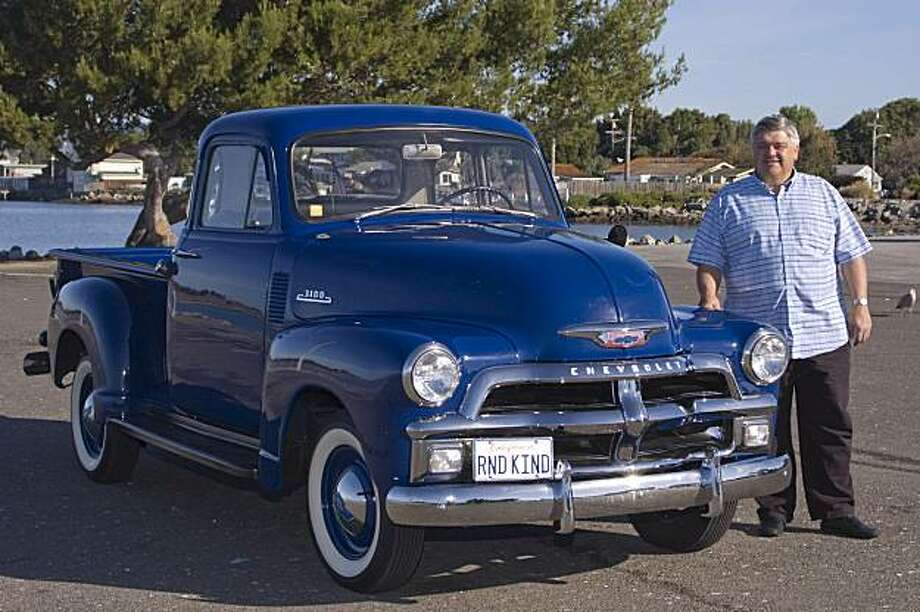 1954 Chevy work truck is still getting the job done - SFGate