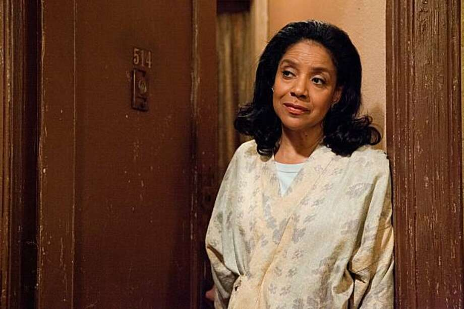 "In this film publicity image released by Lionsgate, Phylicia Rashad  is shown in a scene from, ""For Colored Girls."" Photo: Quantrell Colbert, AP"