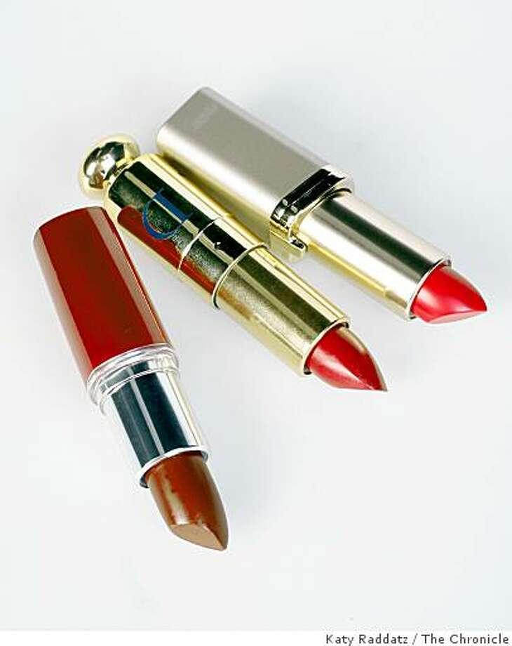 Lipstick. Photo: Katy Raddatz, The Chronicle
