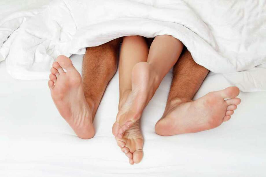 Sex may actually be good for you. (Fotolia.com) Photo: Erwin Wodicka / Erwin Wodicka