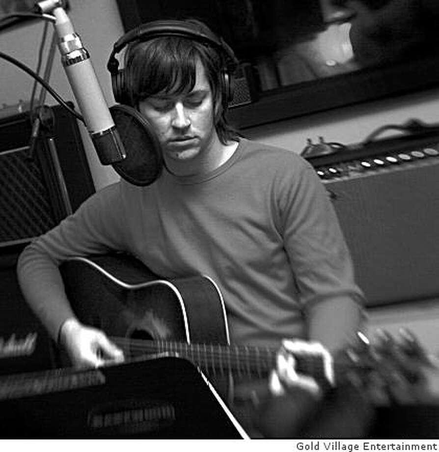 Rhett Miller plays at Yoshi's SF on 3/29/2009. Photo: Gold Village Entertainment