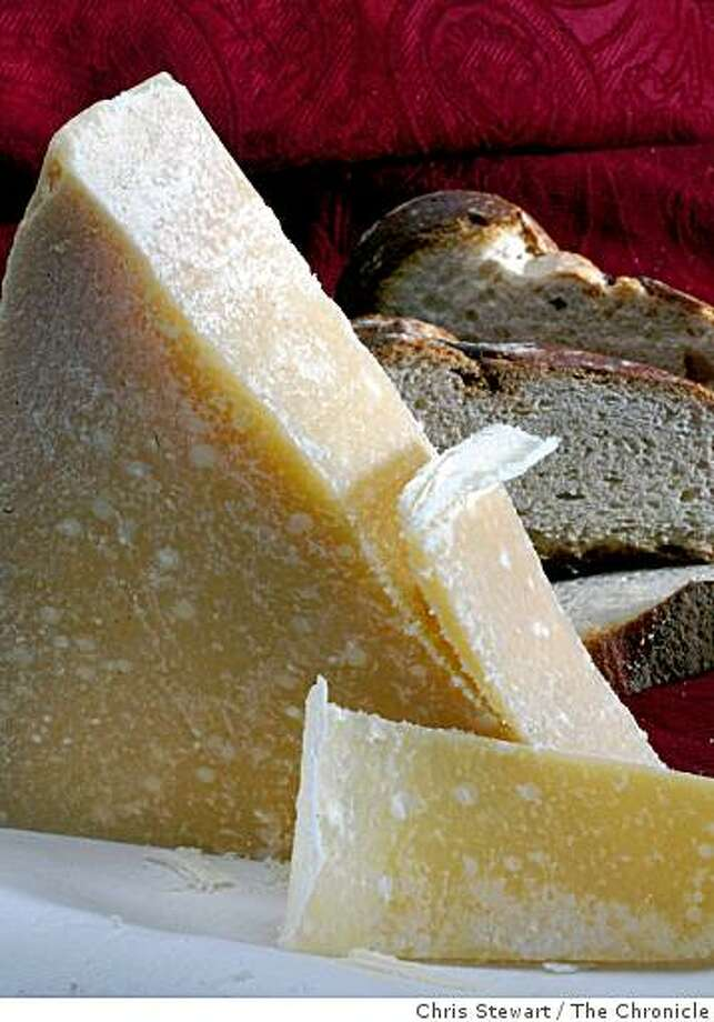 Parmigiano Reggioano cheese, styled by Noel Advincula for the Chronicle. Photo: Chris Stewart, The Chronicle