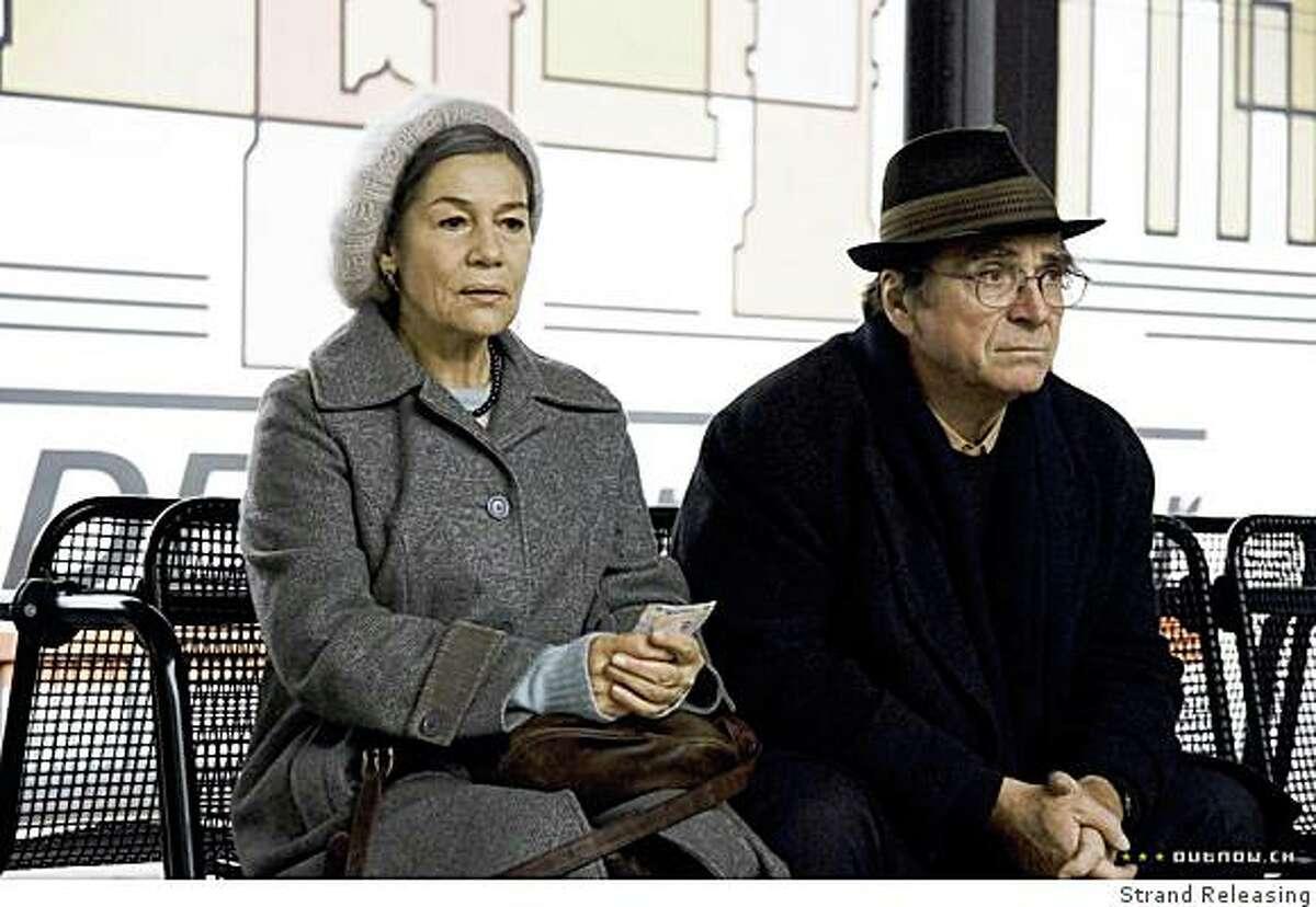 Hannelore Elsner and Elmar Wepper in