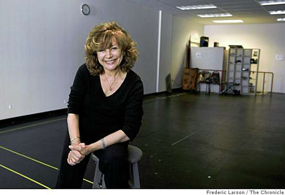 "Lillian Groag is directing the world premiere of her own adaptation of The Iliad, ""War Music,"" opening at ACT April 1 in San Francisco, California. Photo: Frederic Larson, The Chronicle"