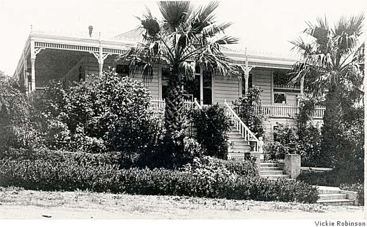 Photo c. 1910 Piedmon't oldest home, known as the Jesse Wemore house is for sale. Price $2 million. Built in 1878 for Jesse Wetmore and his family as a summer home before Piedmont was incorporated; only one other owner, Alice Erskine, who lived in the house from 1942-2006. Piedmont?s oldest unaltered home and its only one on the National Register of Historic Places