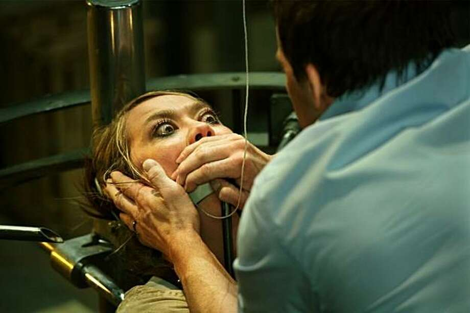 "Rebecca Marshall in ""Saw 3D"" Photo: Cinemablend.com"