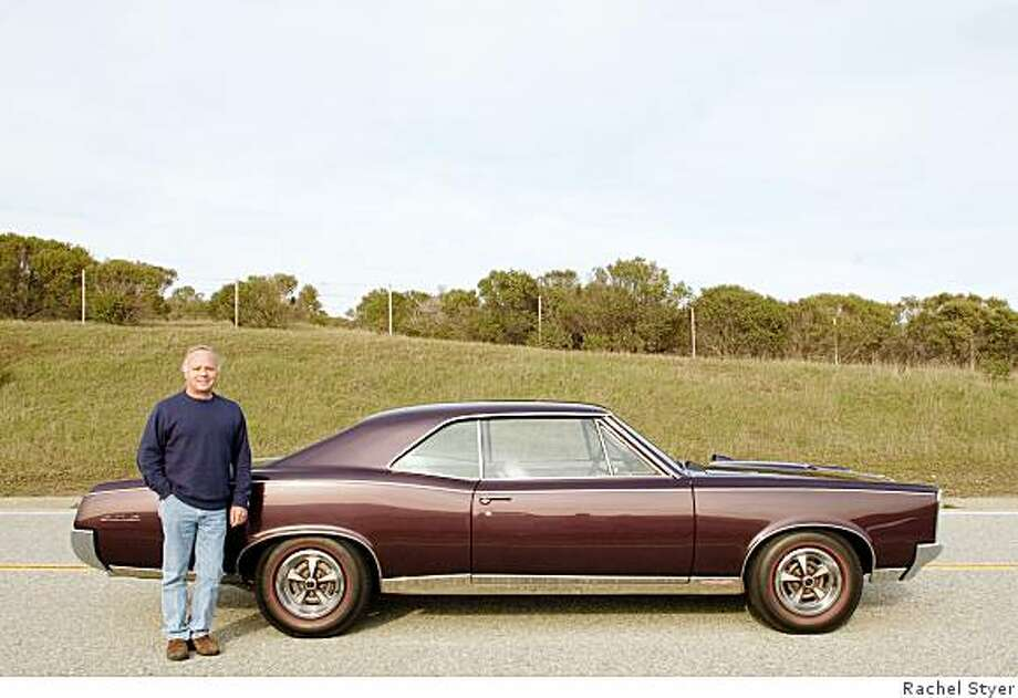 Craig Maynard received his 1967 Pontiac GTO as an inheritance gift from his brother. Maynard has continued entering it in shows, as his brother did. Photo: Rachel Styer