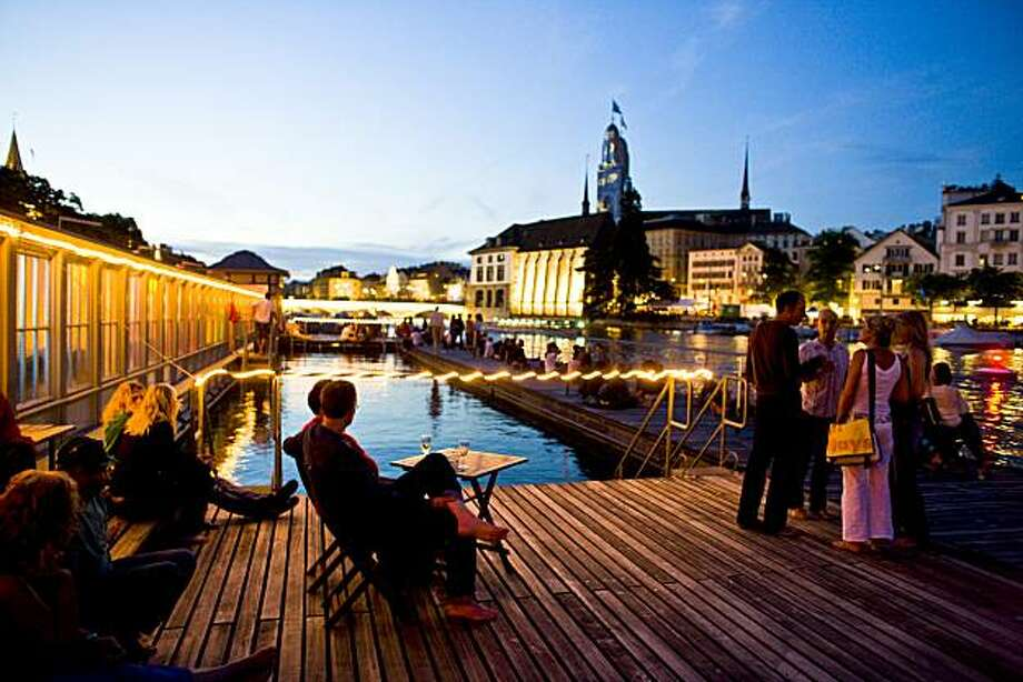 American Airlines is the latest in a queue of air carriers releasing crazy deals on flights to European capitals for this summer by selling off seats to Zurich, Switzerland and a handful of German destinations for under $500 roundtrip.  Photo: Zurich Tourism