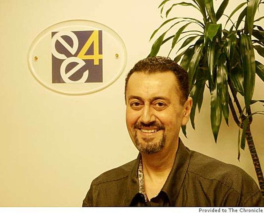 Sam Mohamad of Santa Clara's E4e Photo: Provided To The Chronicle