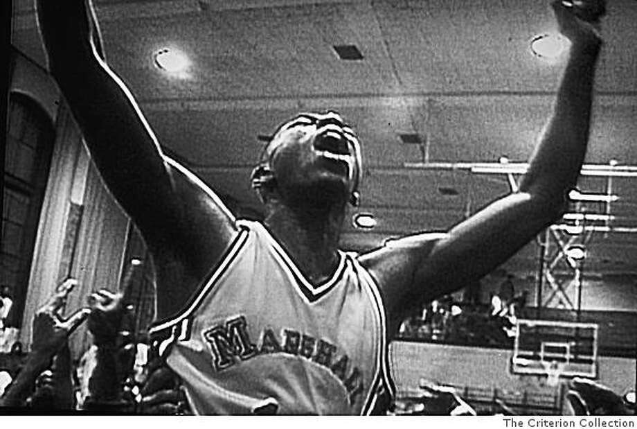 """The documentary """"Hoop Dreams."""" Photo: The Criterion Collection"""