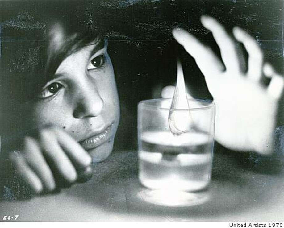 """1970 - Jean-Pierre Cargol in """"The Wild Child"""" (""""L'Enfant Sauvage""""), a film by Francois Truffaut. Photo: United Artists 1970, Chronicle File"""