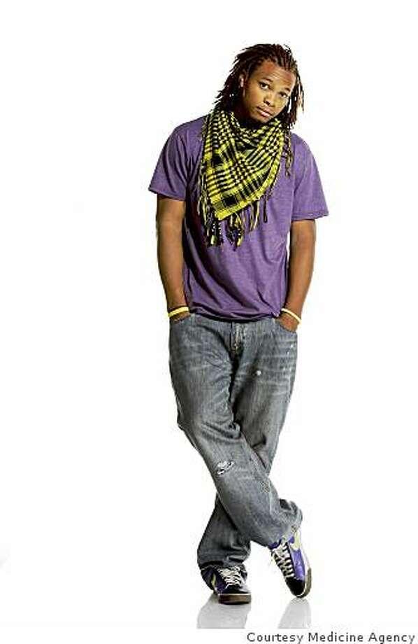 Oakland rapper Young Murph performs at Slim's. Photo: Medicine Agency, Courtesy Medicine Agency