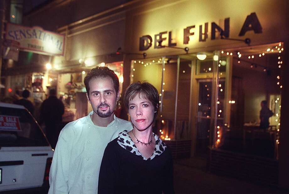 In 1998, Craig Stoll and Anne Spencer,  opened the small storefront Delfina. The restaurant was instantly a hit and continued to grow. Today, the couple are busier than ever, running their other restaurants, Pizzeria Delfina and Locanda with more in the works.  Photo: John O'Hara, SFC