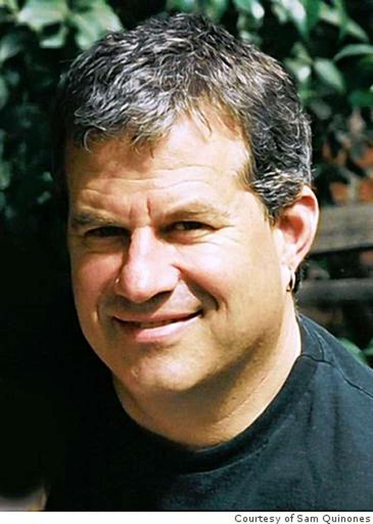 Author Sam Quinones.