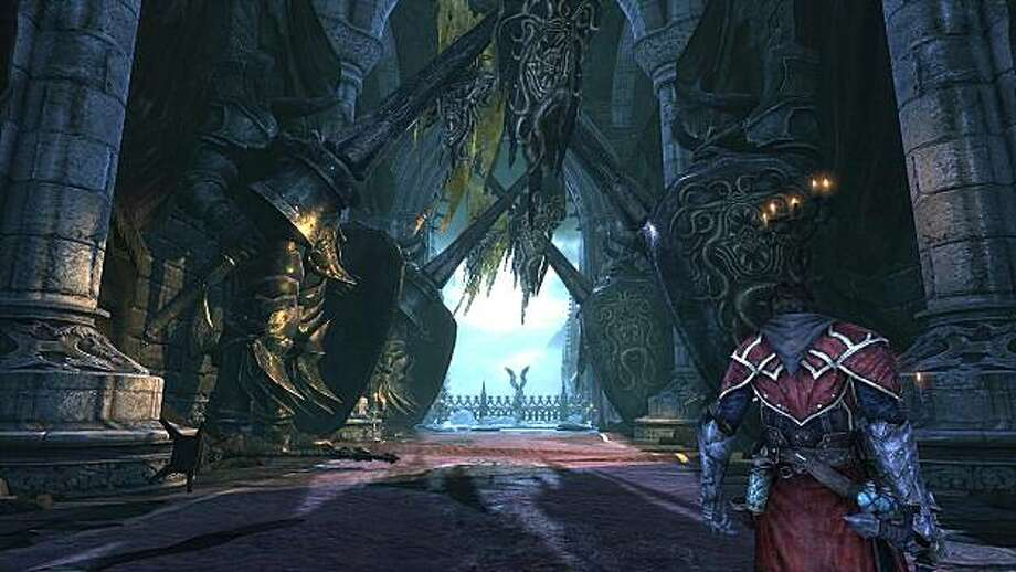 The environments in Castlevania: Lords of Shadow are dripping with gothic elegance. Photo: Konami