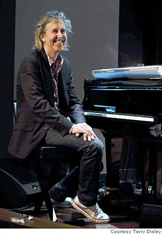 Pianist-composer Terry Disley leads the Terry Disley Experience at Yoshi's this week. Photo: Courtesy Terry Disley, Courtesy Terry Disley