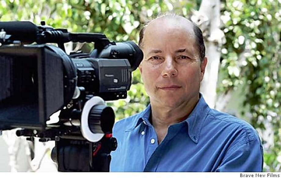 "Robert Greenwald, director of ""Wal-Mart: The High Cost of Low Price Photo: Brave New Films"
