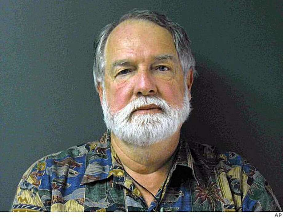 This image provided by the Forsyth County Sheriff's Office shows Thomas E. Goodwin who was one of four members of an alleged assisted suicide ring   charged Wednesday Feb. 25, 2009 with helping a 58-year-old Georgia man end his life, and investigators in eight other states were looking into whether the group was involved in more deaths. (AP Photo/Forsyth County Sheriff's Office) Photo: AP