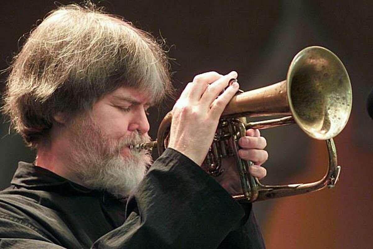 Tom Harrell performs at the Caramoor Jazz Festival in Katonah, New York on July 28, 2001. photo by Gabe Palacio/ImageDirect
