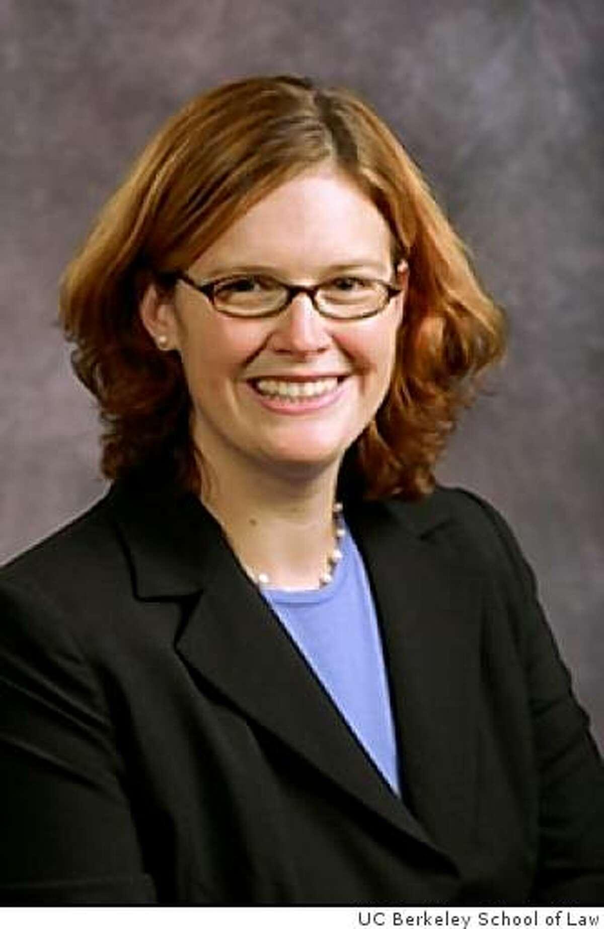 Erin Murphy is a professor of law at UC Berkeley School of Law.